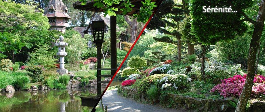 Visite Parc De Maul Vrier Niwaki
