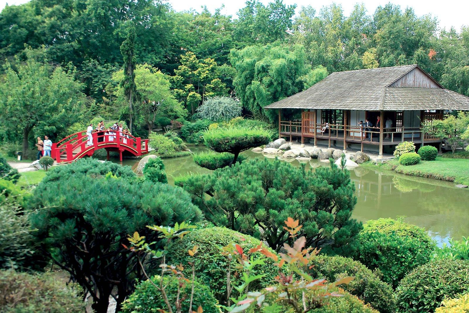 Visite du parc japonais de toulouse niwaki for Jardin japonais